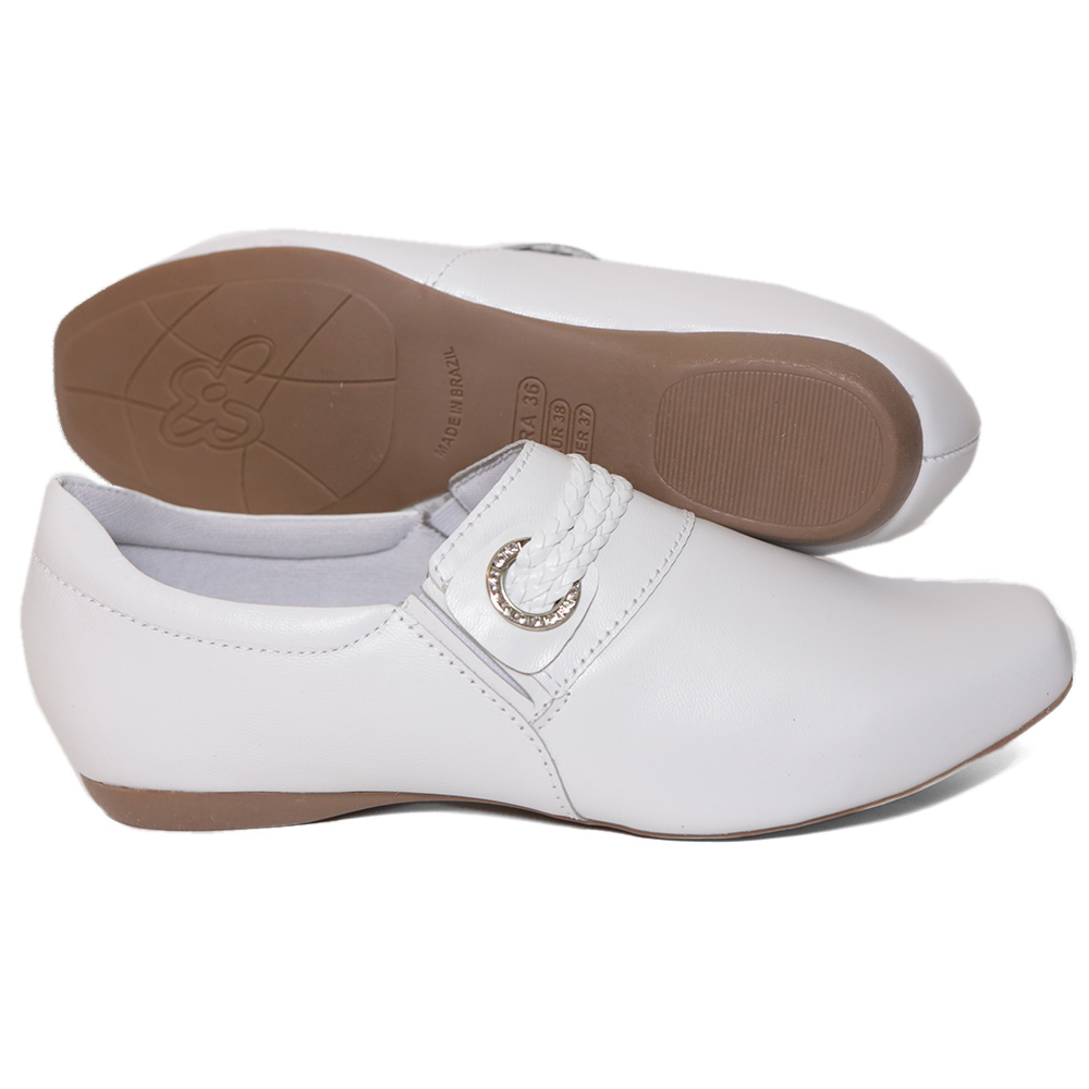 Sapato Neftali Comfort Salto Médio 38035