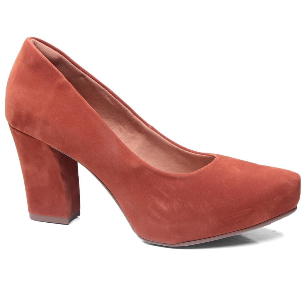 Sapato Scarpin Bebecê 6916-274