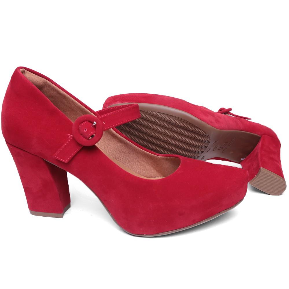 Sapato Scarpin Bebecê 6916-275