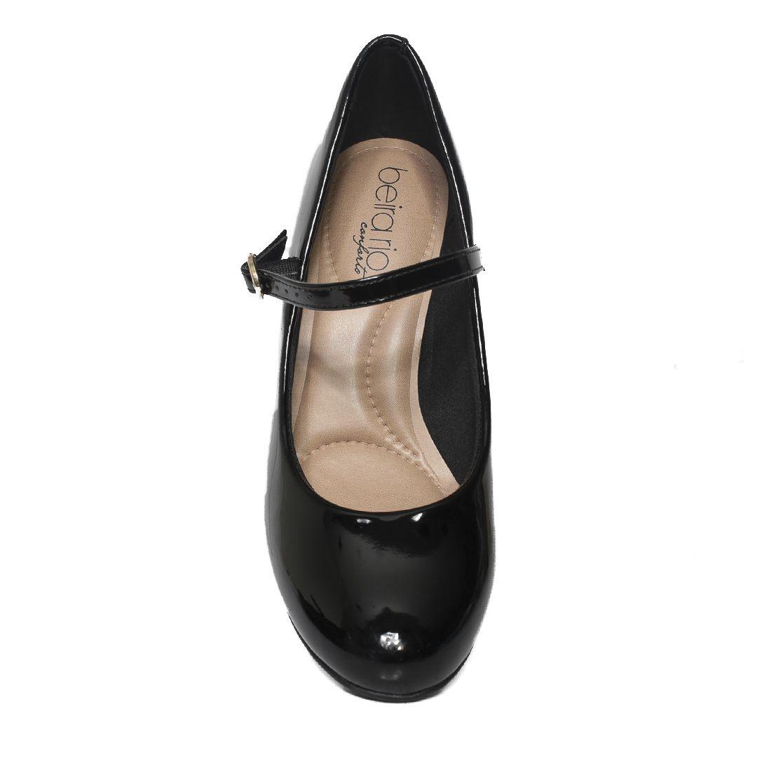 Sapato Scarpin Beira Rio Boneca 4229.102