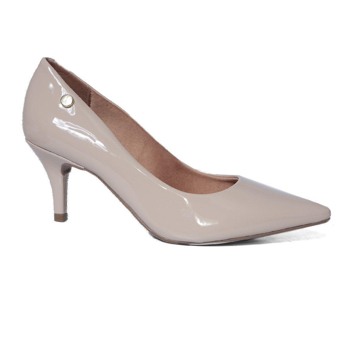 Sapato Scarpin Feminino Salto Baixo Vizzano 1185.102