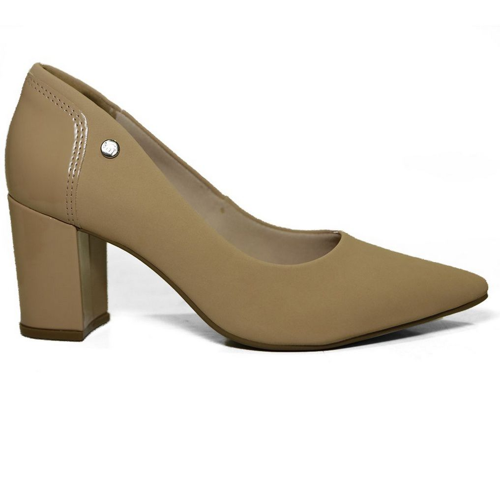 Sapato Scarpin Feminino Via Marte 19-7202