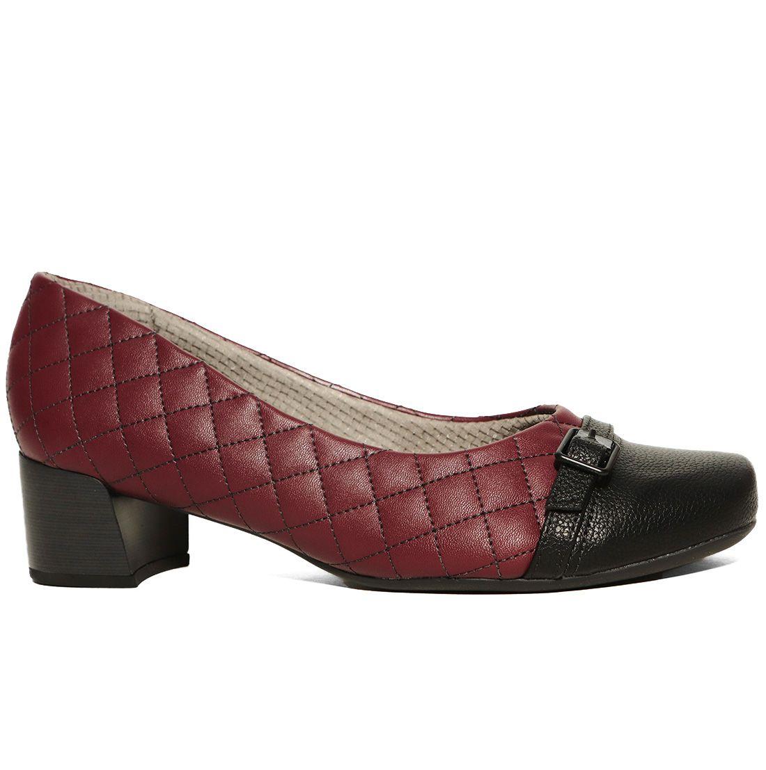 Sapato Scarpin Piccadilly Maxitherapy 320295