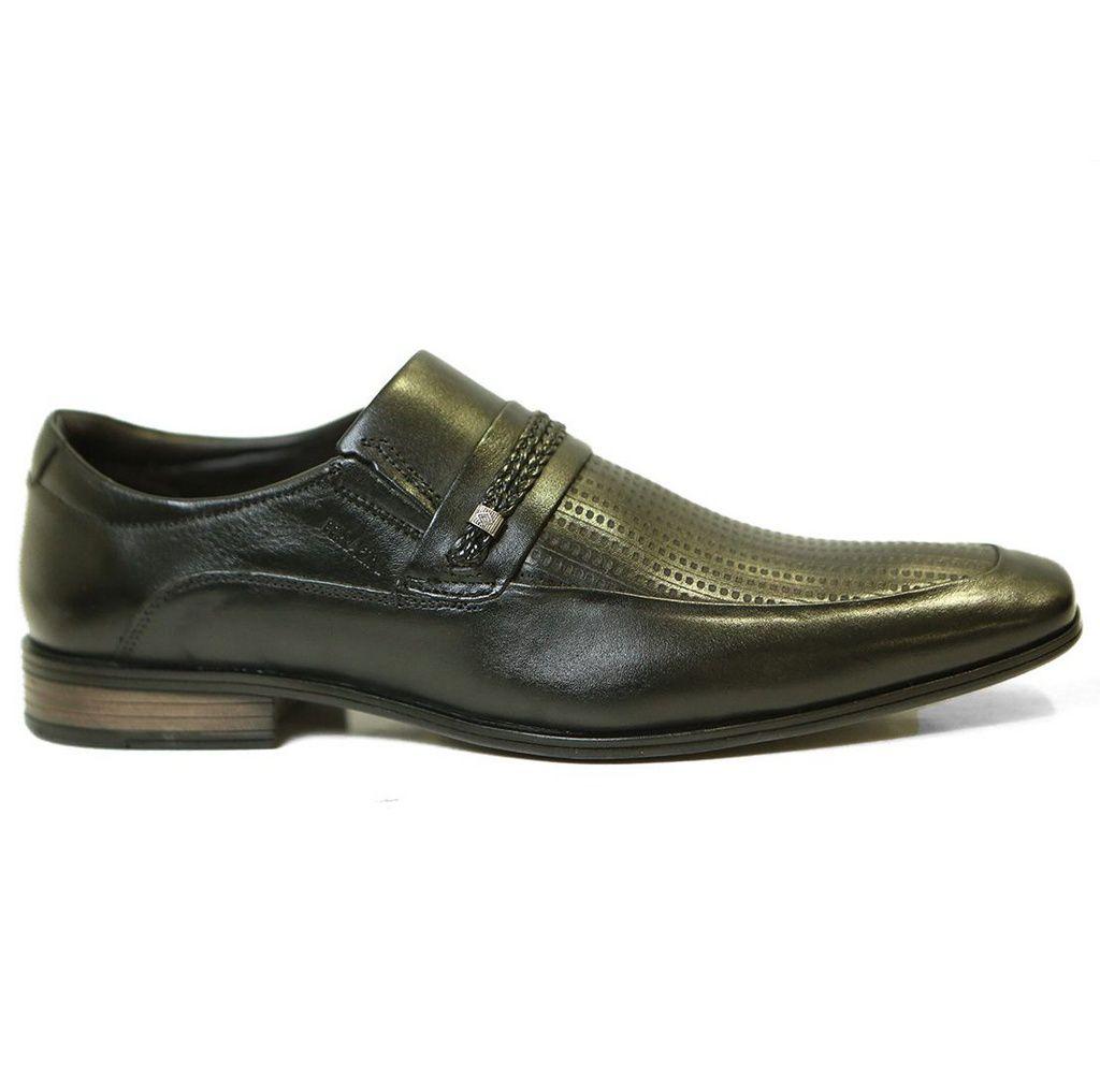 Sapato Social Ferracini Creta Masculino 4863-538G