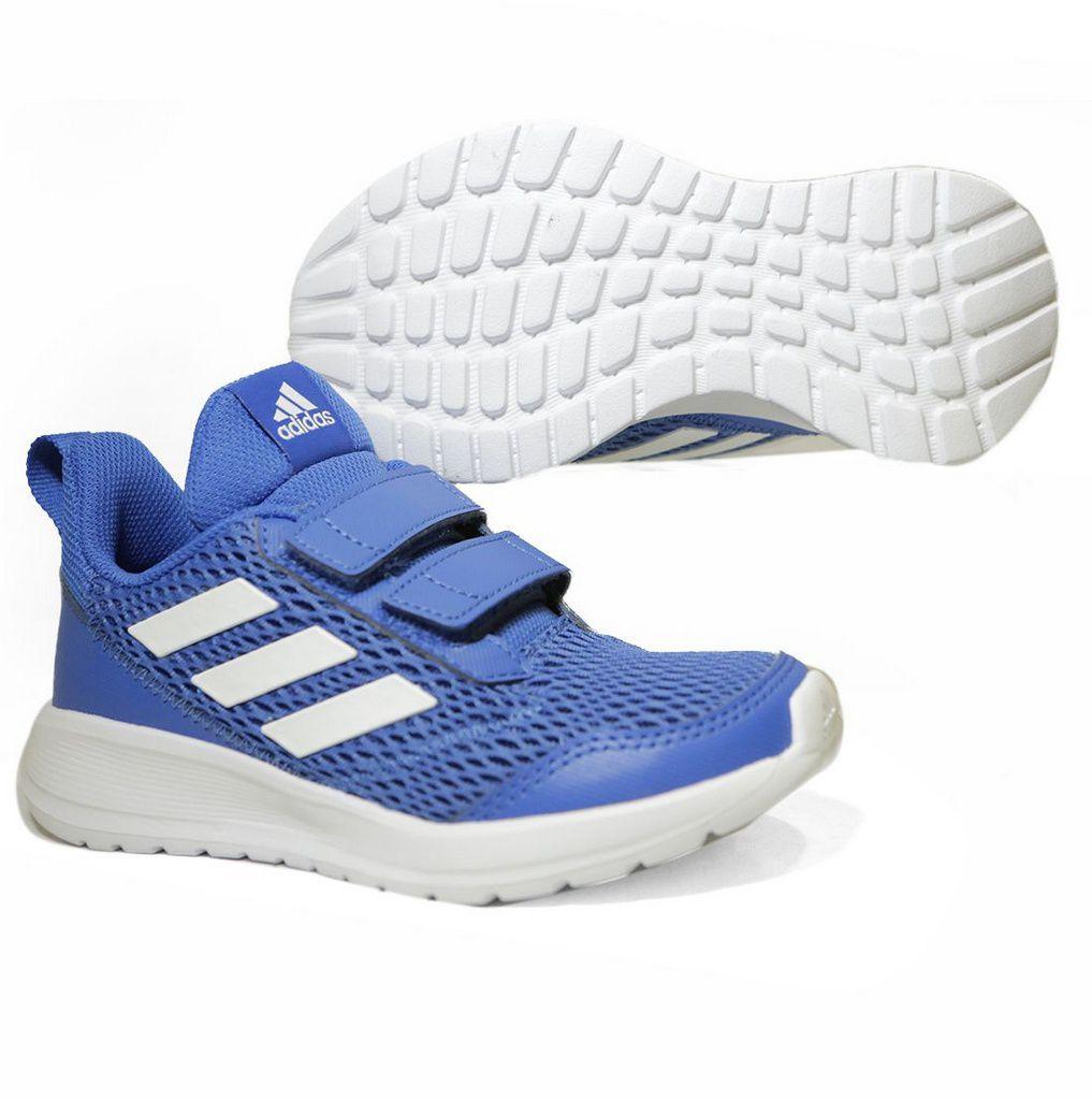 Tênis Adidas Infantil Alta Run CF K CG6453