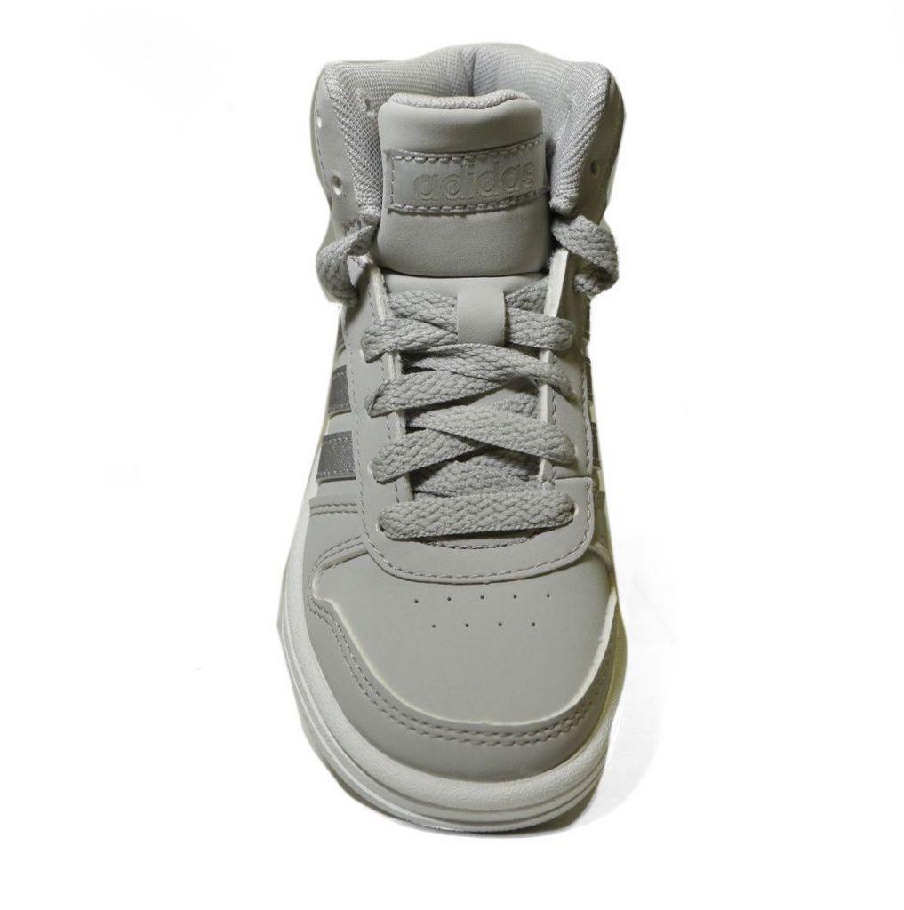 Tênis Adidas Infantil  Hoops Mid 2.0 K F35796