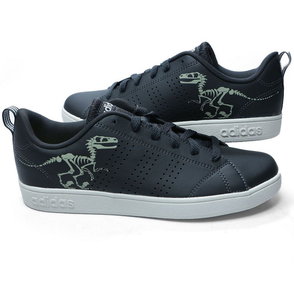 Tênis Adidas Infantil Vs Advantage Clean K B75740