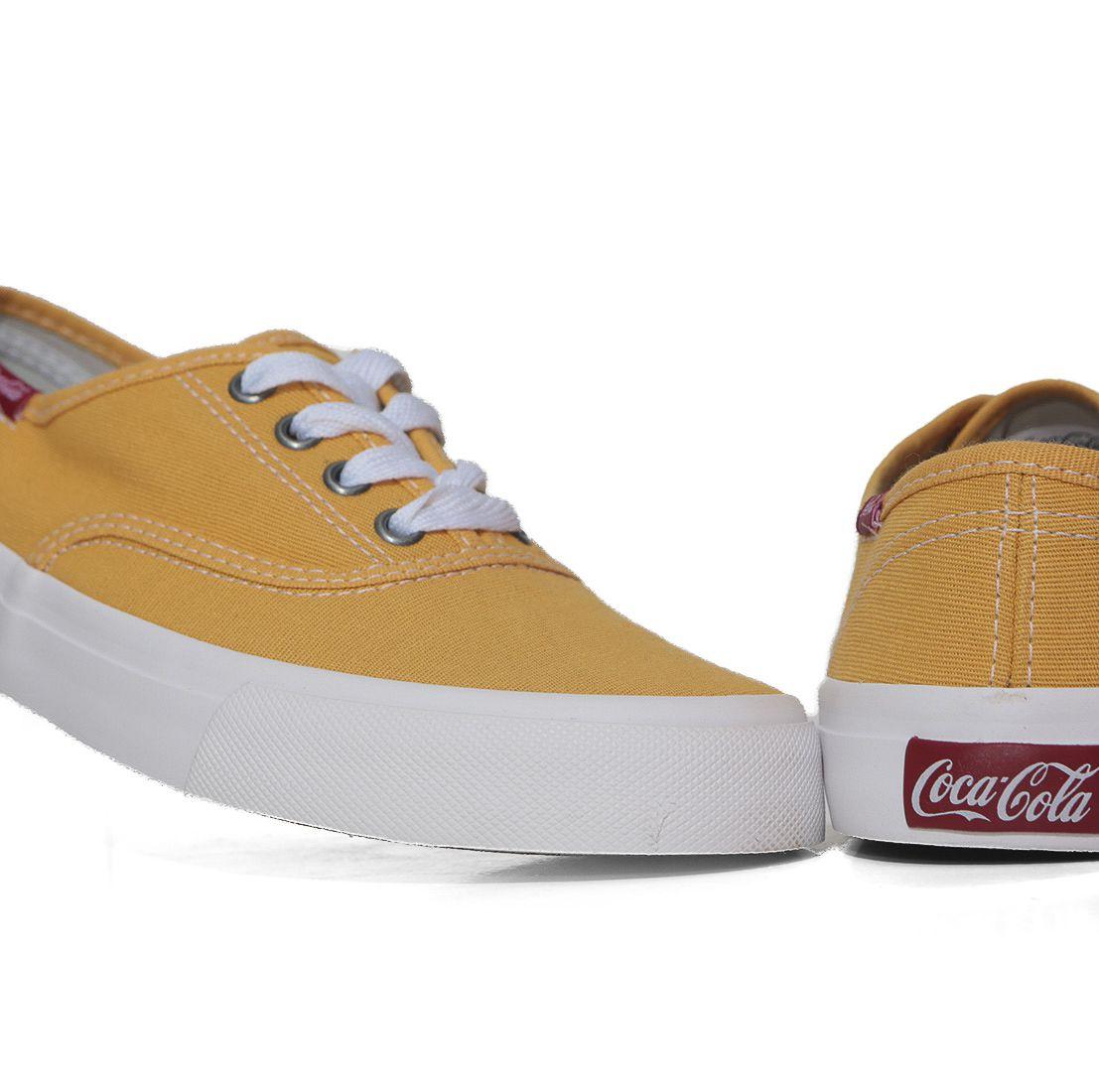 Tênis Coca Cola CC0471 Kick Summer