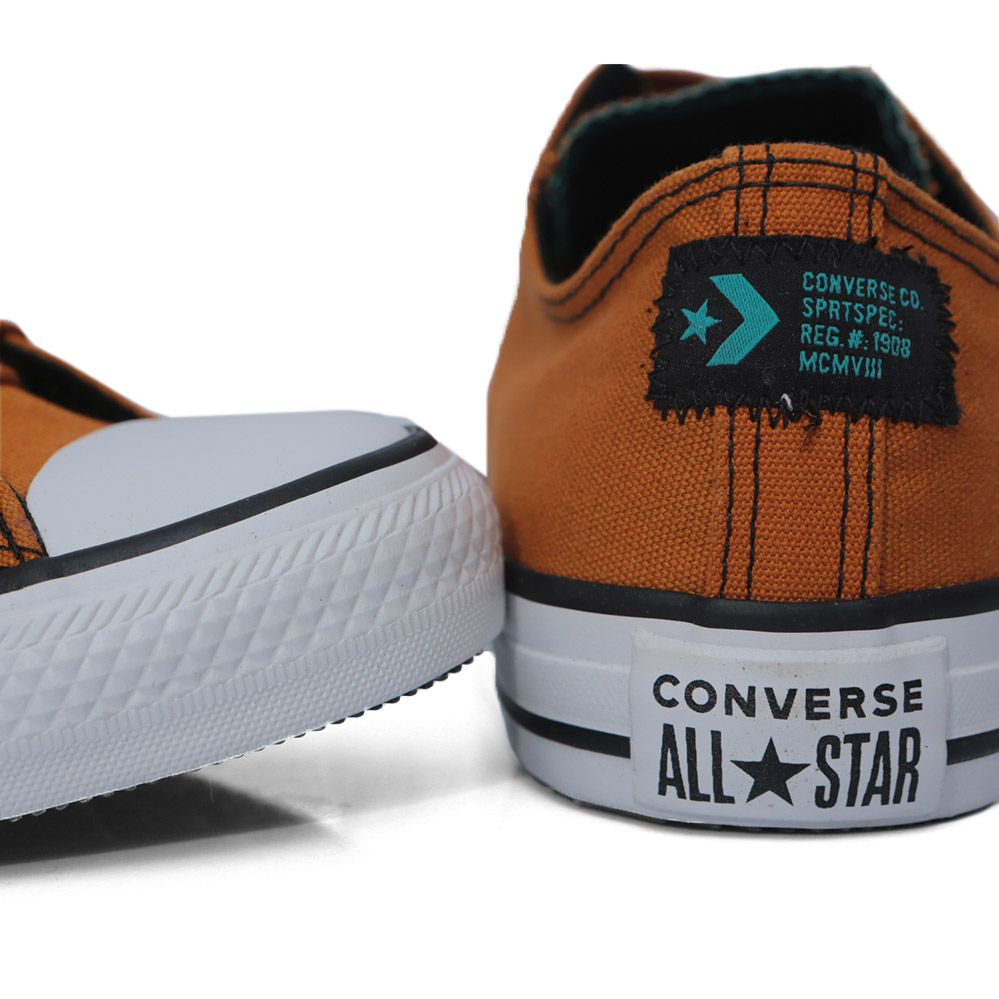 Tênis Converse All Star Ferrugem CT12890001