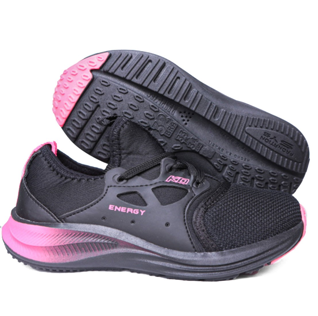Tênis Esportivo Infantil Kidy Energy Respitec 037-0006