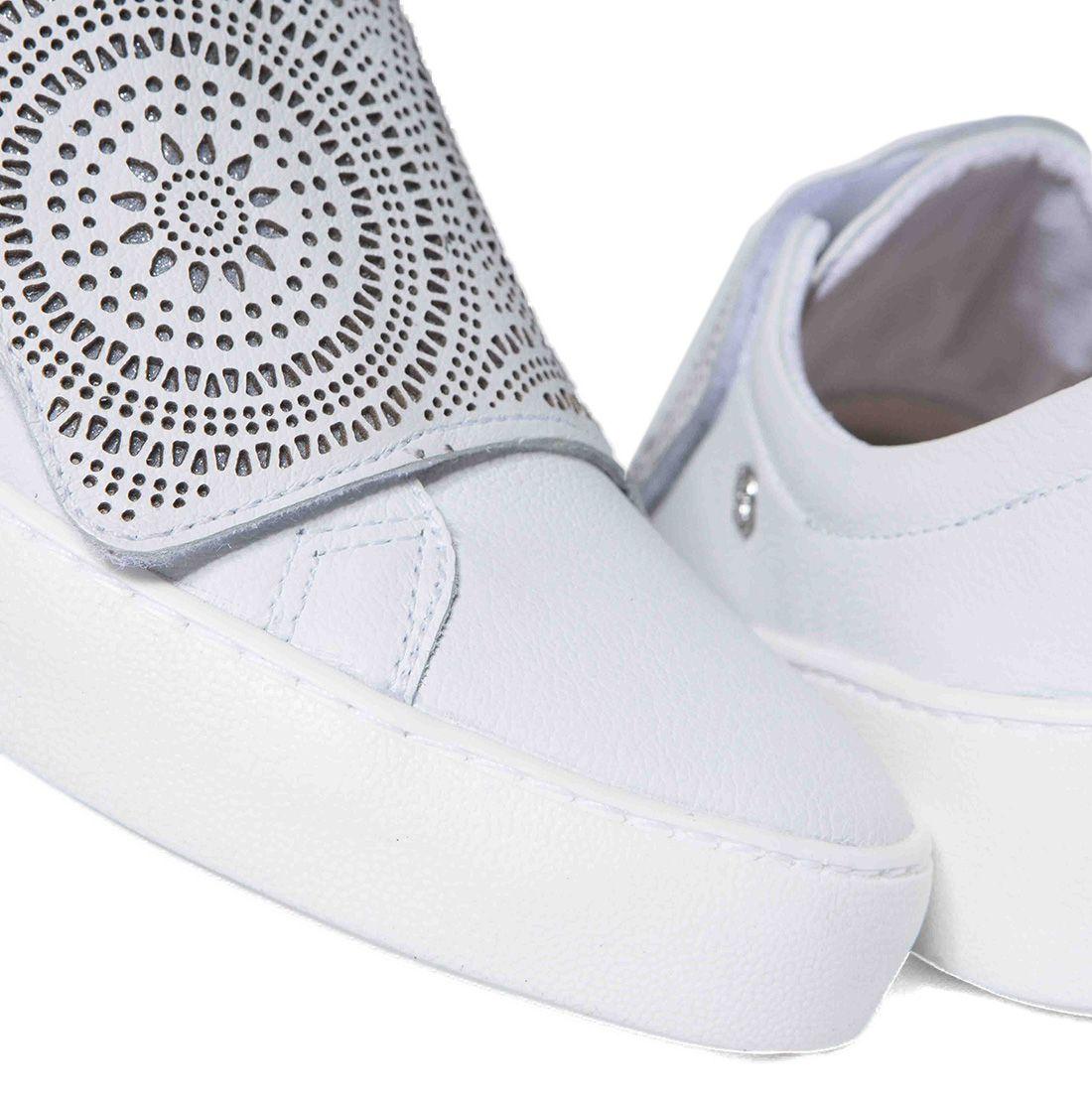 Tênis Feminino Slip On Bottero Velcro 301012