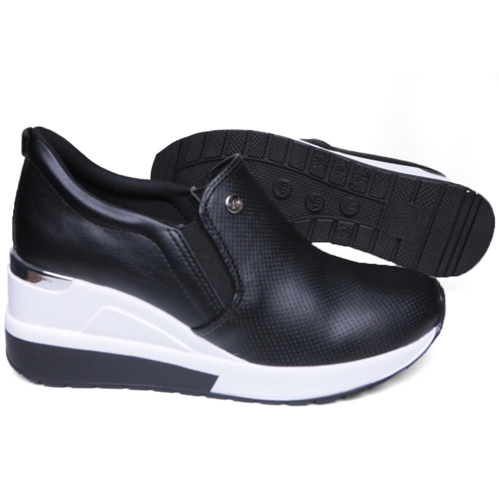 Tênis Feminino Sneaker Via Marte 20-1208