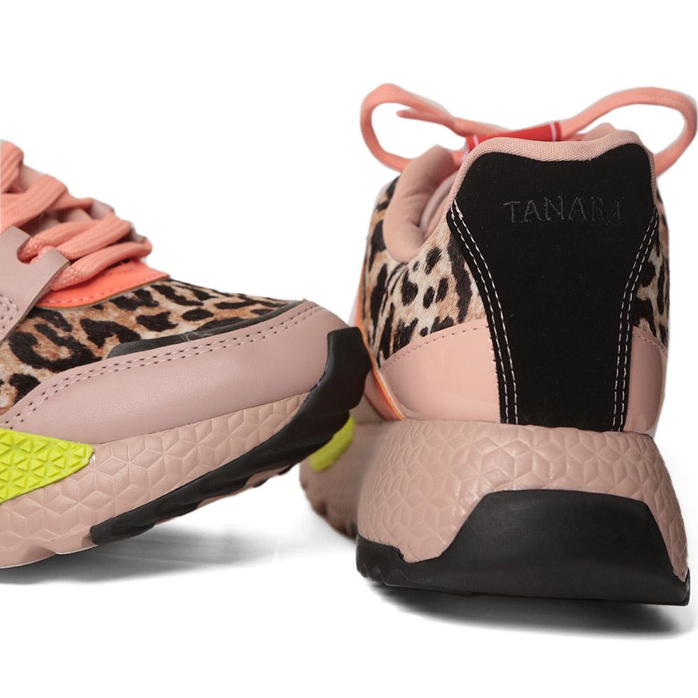 Tênis Tanara Jogging Animal Print T4364 A