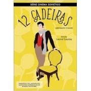 12 CADEIRAS DVD