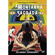 A MONTANHA SAGRADA DVD
