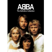 ABBA THE DEFINITIVE COLLECTION DVD