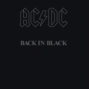 AC/ DC BACK IN BLACK CD