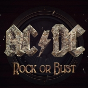 AC/ DC ROCK OR BUST HOLOGRAFICO CD