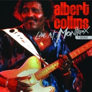 ALBERT COLLINS LIVE AT MONTREUX 1992 DVD