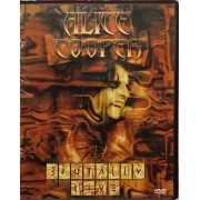 ALICE COOPER BRUTALLY LIVE DVD