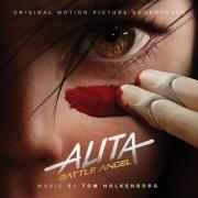 ALITA BATTLE ANGEL  SOUNDTRACK CD