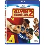 ALVIN E OS ESQUILOS 2 BLU RAY