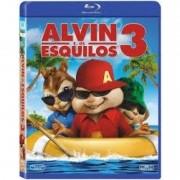 ALVIN E OS ESQUILOS 3 BLU RAY