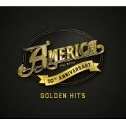 AMERICA 50TH ANNIVERSARY GOLDEN HITS CD