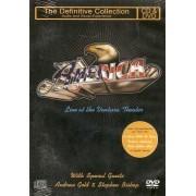 AMERICA LIVE AT THE VENTURA TEATHER DVD+CD