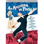 AN AMERICAN IN PARIS DVD