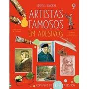 ARTISTAS FAMOSOS EM ADESIVOS