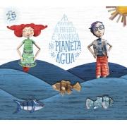 AS AVENTURAS DE PAULECO E SANDRECA NO PLANETA AGUA CD
