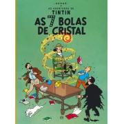 AS AVENTURAS DE TINTIM. AS 7 BOLAS DE CRISTAL