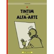 AS AVENTURAS DE TINTIM. TINTIM E A ALFA ARTE
