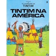 AS AVENTURAS DE TINTIM. TINTIM NA AMERICA