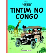 AS AVENTURAS DE TINTIM. TINTIM NO CONGO