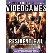 AS GRANDES HISTORIAS DOS VIDEOGAME RESIDENT EVIL PARTE 2