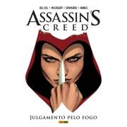 ASSASSINS CREED JULGAMENTO PELO FOGO