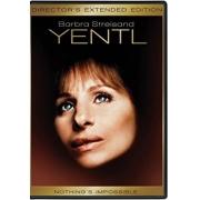 BARBRA STREISAND YENTL DIRECTOR'S EXTENDED EDITION DVD