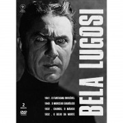 BELA LUGOSI BOX DVD