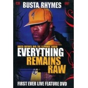 BUSTA RHYMES EVERYTHING REMAINS RAW DVD