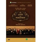 CAFE DOS  MAESTROS DVD