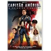 CAPITAO AMERICA O PRIMEIRO VINGADOR DVD
