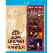 CARLOS SANTANA PRESENTS BLUES AT MONTREUX 2004 BLU RAY