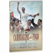 CARRUAGENS DE FOGO DVD