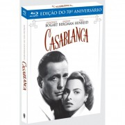 CASABLANCA ED COMEMORATIVA 70º ANIVERSARIO BLU RAY