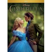CINDERELA 2015 DVD
