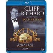CLIFF RICHARD AS NEVER BEFORE... BOLD AS BRASS BLU RAY