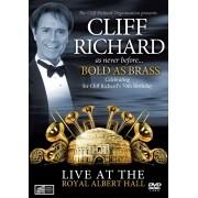 CLIFF RICHARD AS NEVER BEFORE... BOLD AS BRASS DVD