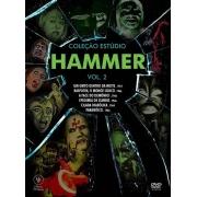 COLEÇÃO ESTUDIO HAMMER VOL 2 DVD